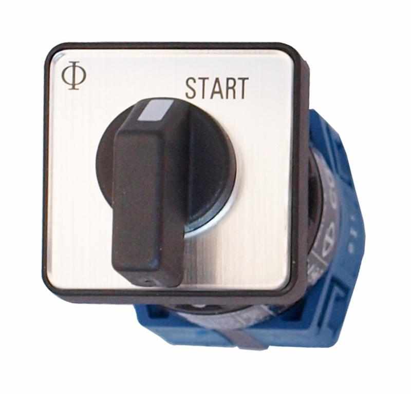 1 Stk Schwenktaster EIN-Taster, 10A, -START IN622013--