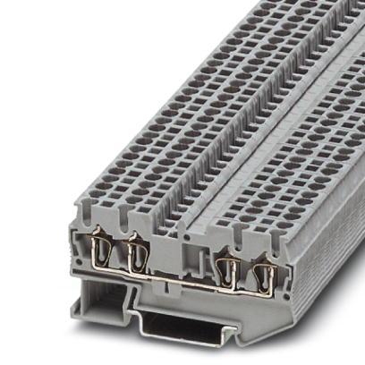 1 Stk Durchgangsklemme ST 2,5-QUATTRO IP3031306-