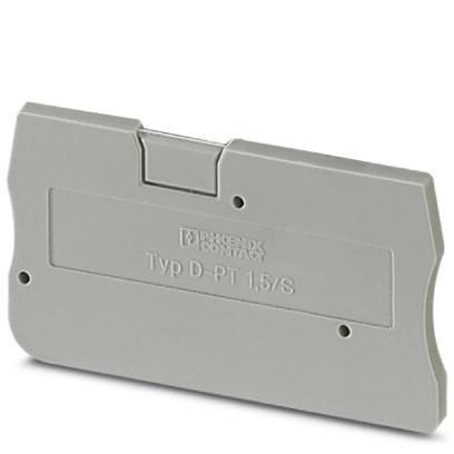 1 Stk Abschlussdeckel D-PT 1,5/S IP3208142-