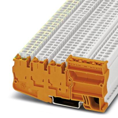 1 Stk Installationsschutzleiterklemme STIO-IN 2,5/4-PE OG IP3209109-