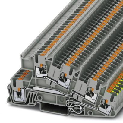 1 Stk Installationsschutzleiterklemme PTI 2,5-PE/L/L IP3213949-