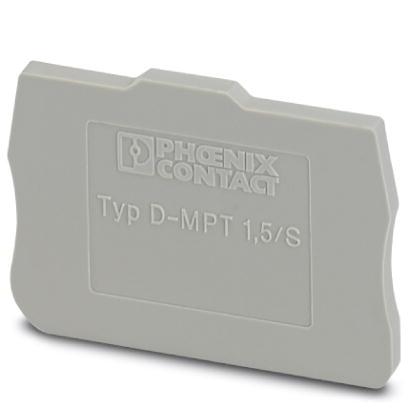 1 Stk Abschlussdeckel D-MPT 1,5/S IP3248120-