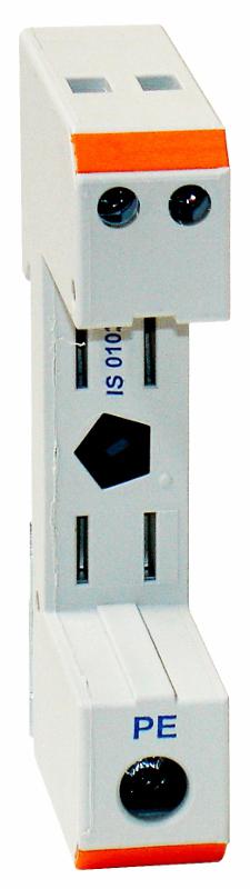 1 Stk Sockel 1-polig+N zu VMG / VEPG IS010201--