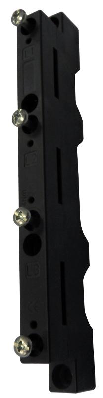 1 Stk Sammelschienenträger 3-polig lang, 60mm System IS502752--