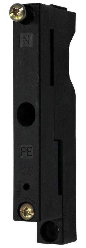 1 Stk Sammelschienenträger, 2-polig, einzeln, 60mm System IS502755--