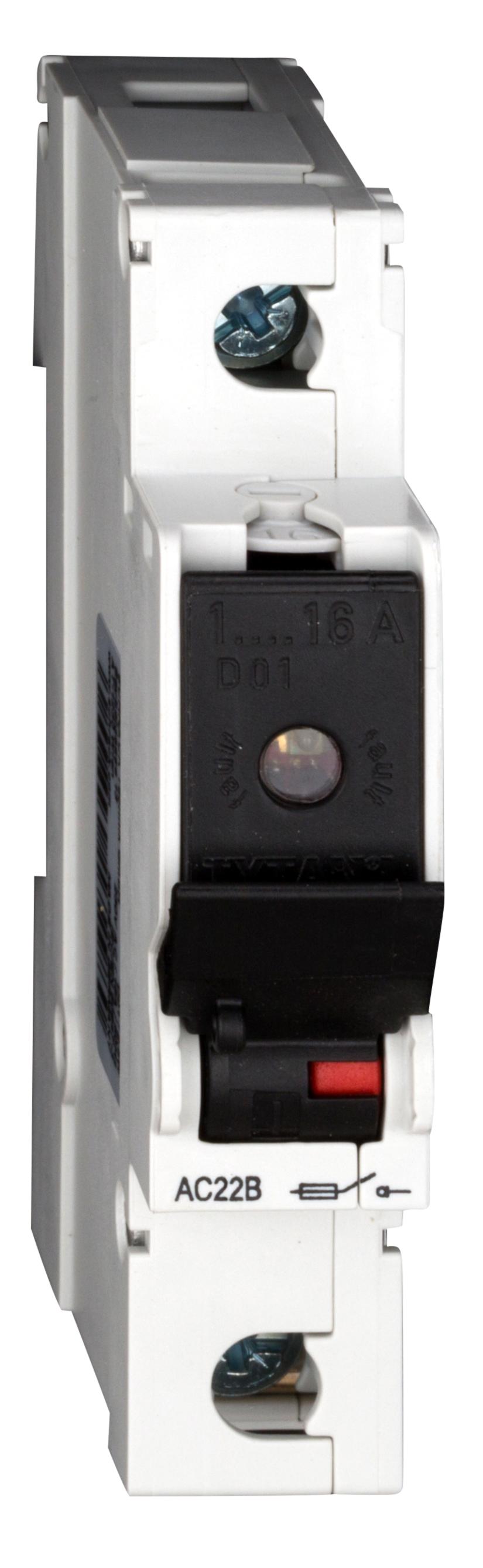 1 Stk TYTAN I, D01-Sicherungslasttrenschalter, 1-polig IS503001--