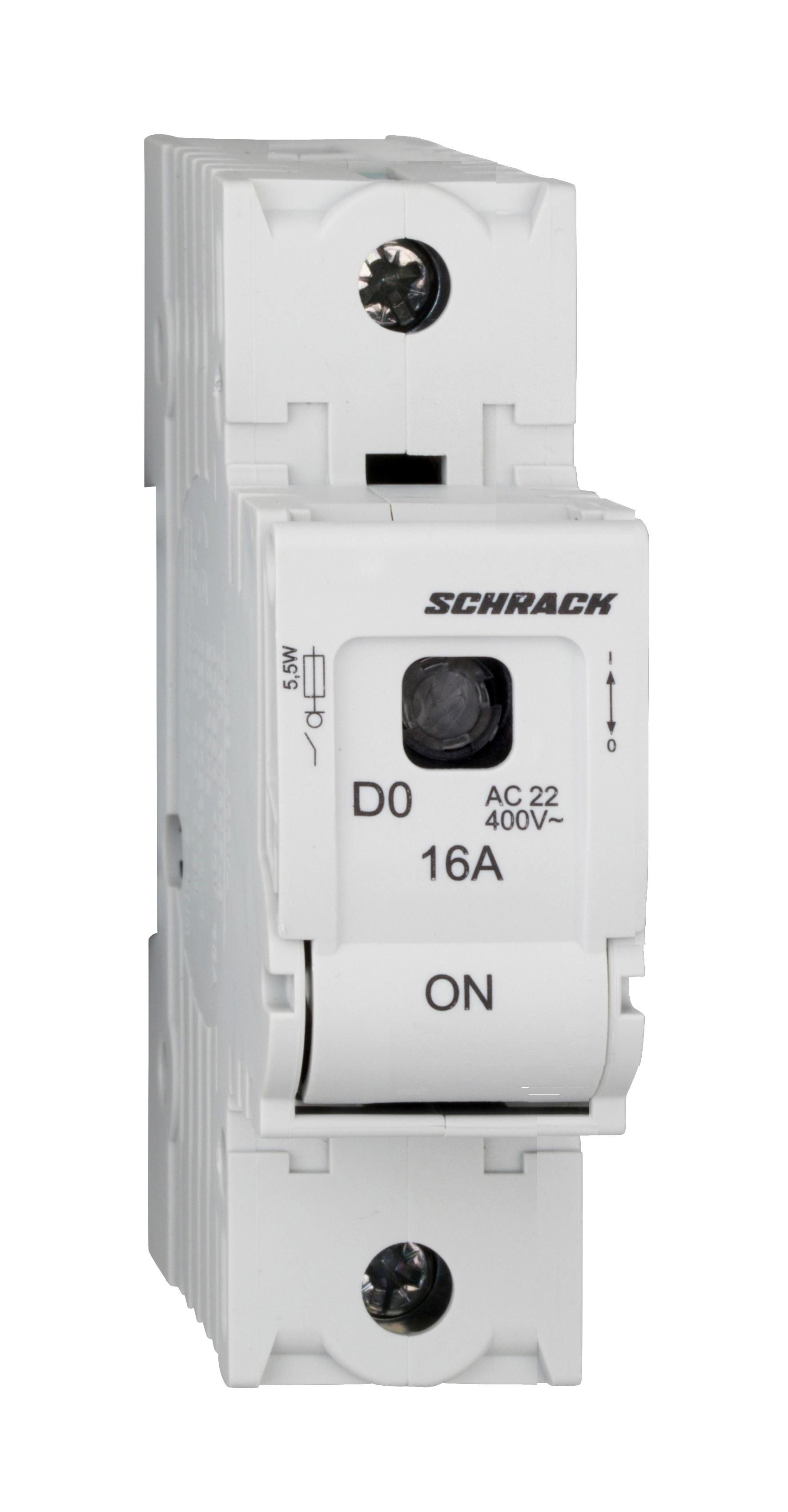 1 Stk D02-Lasttrennschalter ARROW S, 1-polig, 16A IS503701--