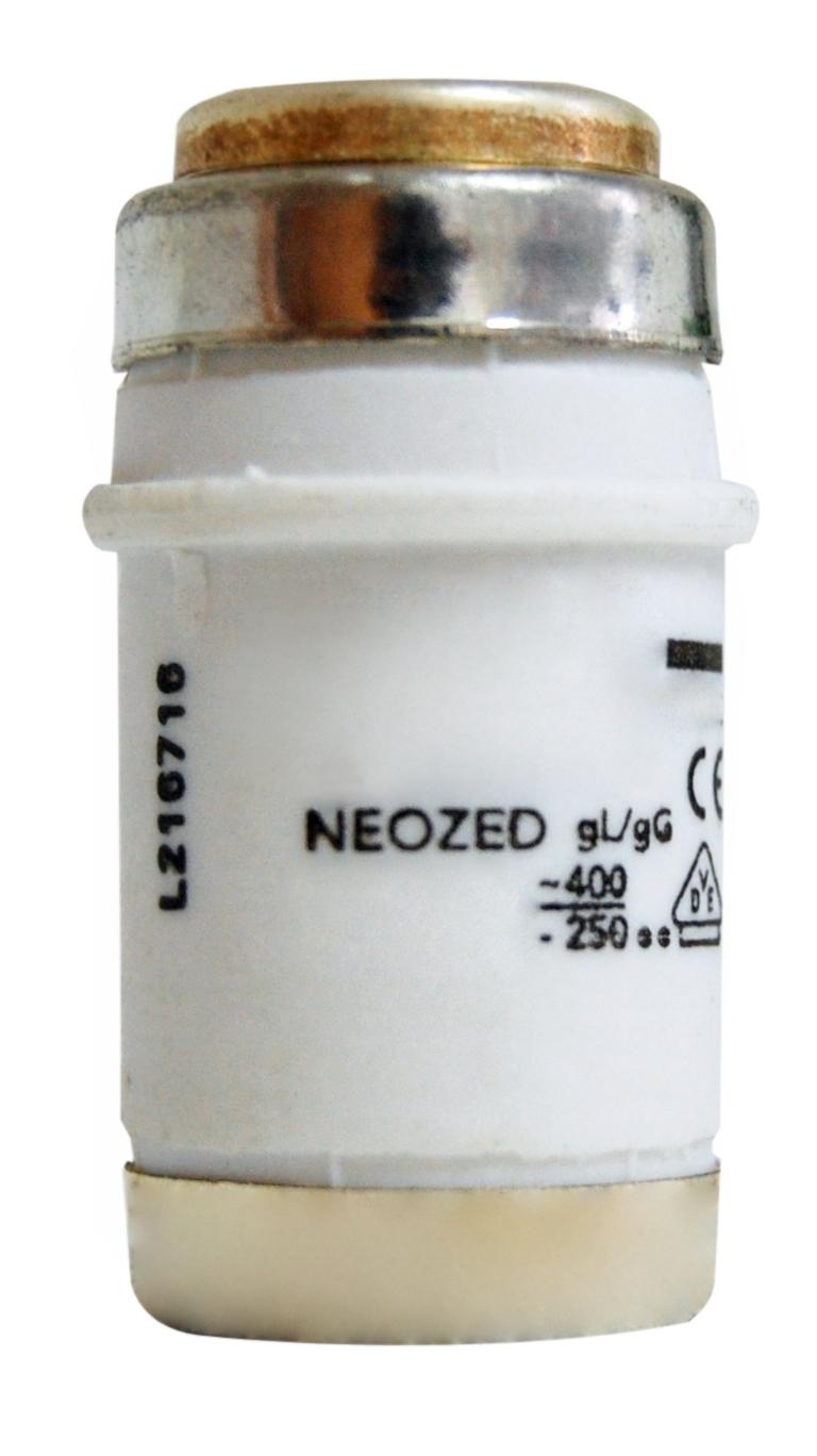 1 Stk D01-Sicherungspatrone Neozed 2A, Kennlinie gG/gL IS504030--
