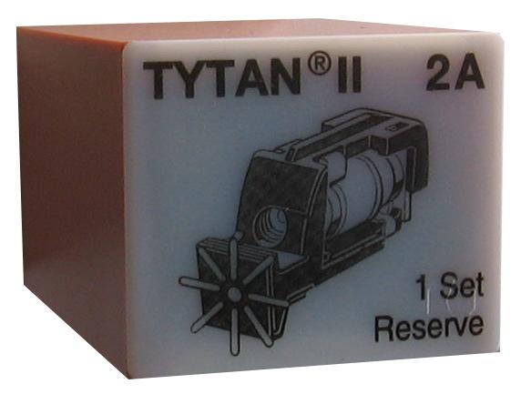 1 Stk Sicherungsstecker für TYTAN II 3x2A mit D01-Sicherung IS504710-A