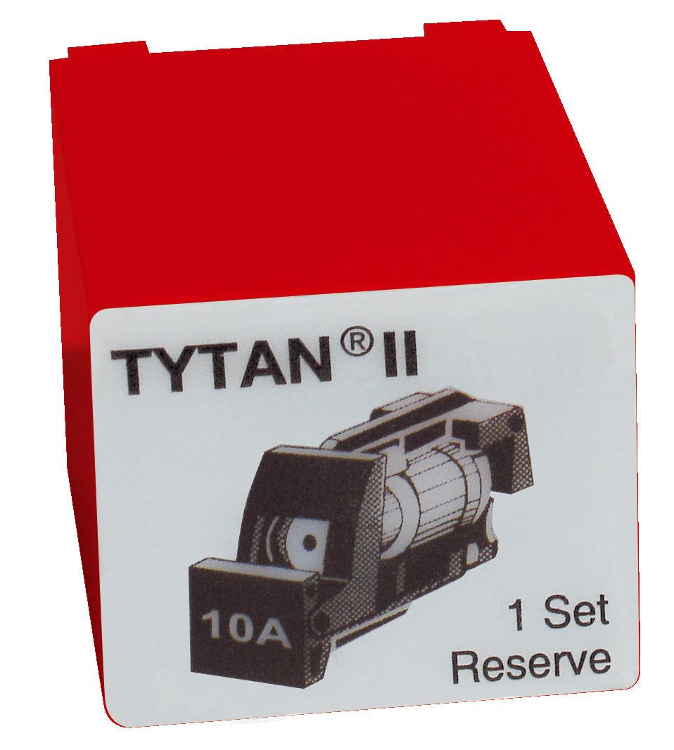 1 Stk Sicherungsstecker für TYTAN II 3x10A mit D01-Sicherung IS504713-A