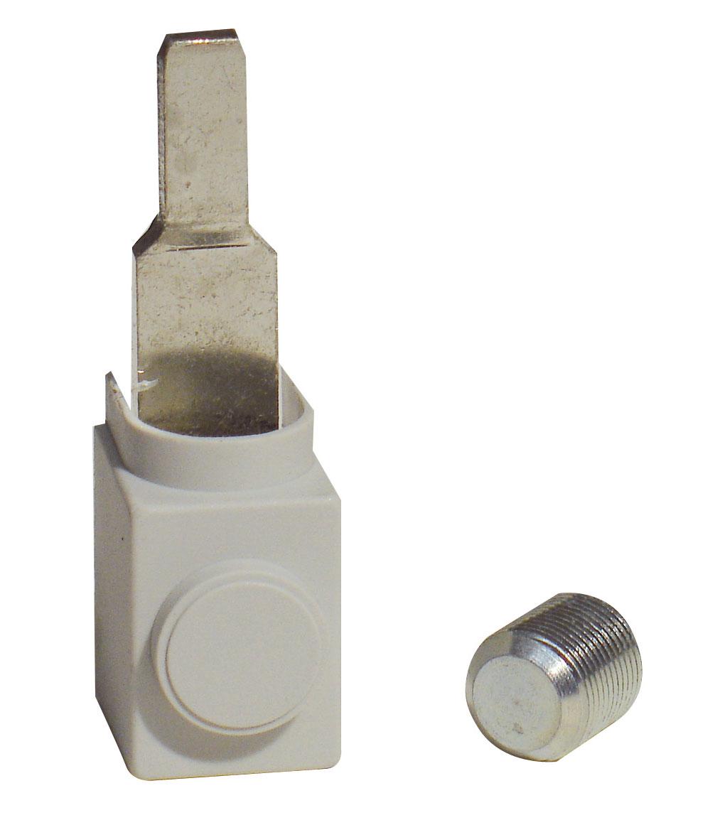 1 Stk Einspeiseklemme für TYTAN II 95mm² 1-pol, Stiftanschluß lang IS504724--