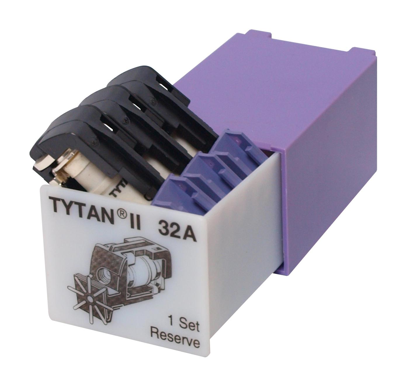 1 Stk Sicherungsstecker für TYTAN II 3x32A mit D0-Sicherung IS504726--