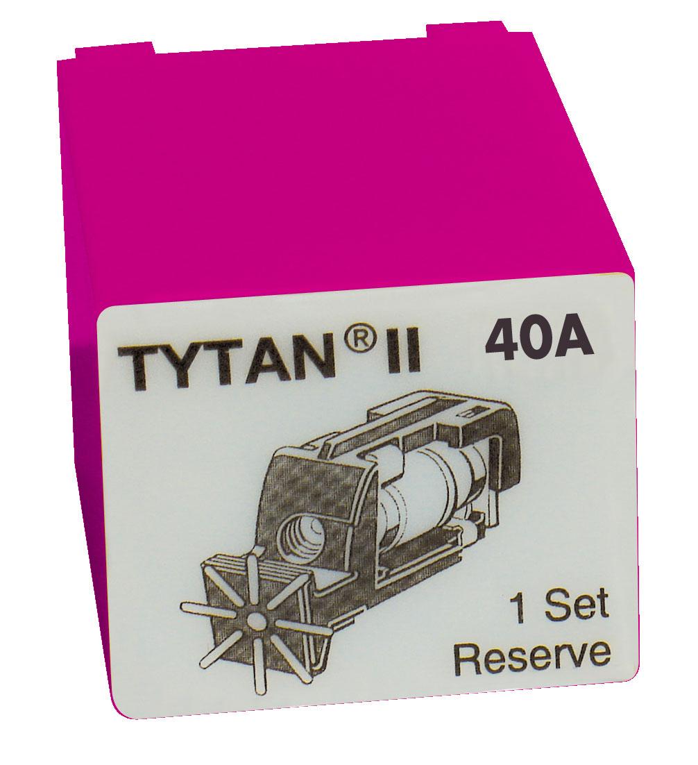 1 Stk Sicherungsstecker für TYTAN II 3x40A mit D0-Sicherung IS504740--