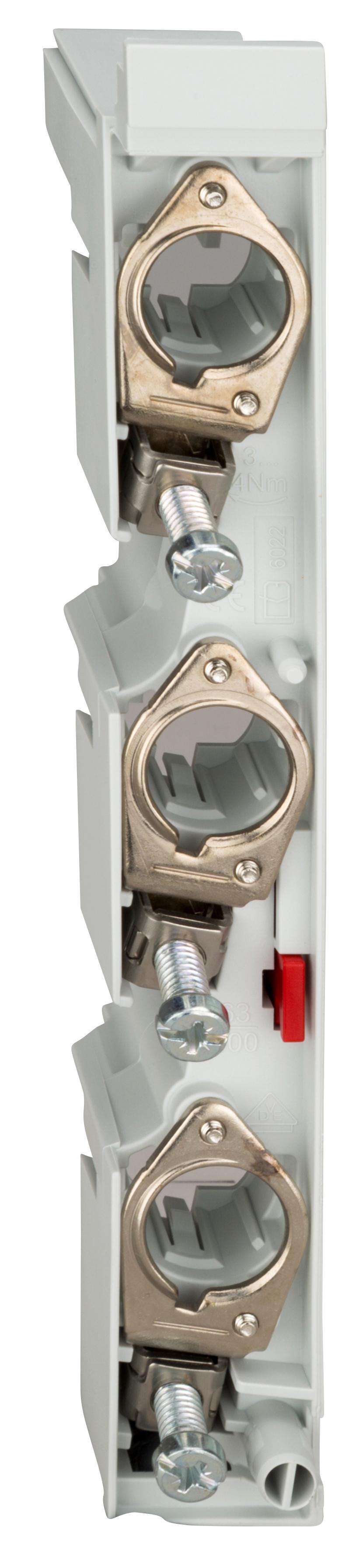 1 Stk D02-Reitersicherungssockel E18 ohne Abdeckung IS504823--