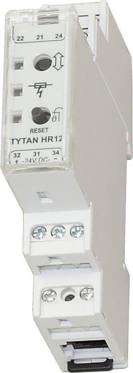 1 Stk TYTAN HR11-Relais Einzelstörmeldung 2 Wechsler 5A / 250 VAC IS504870--