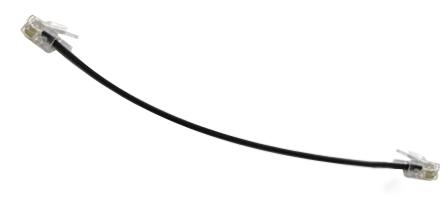 1 Stk TYTAN HC-Steckerleitungen RJ10 15 cm lang IS504873--