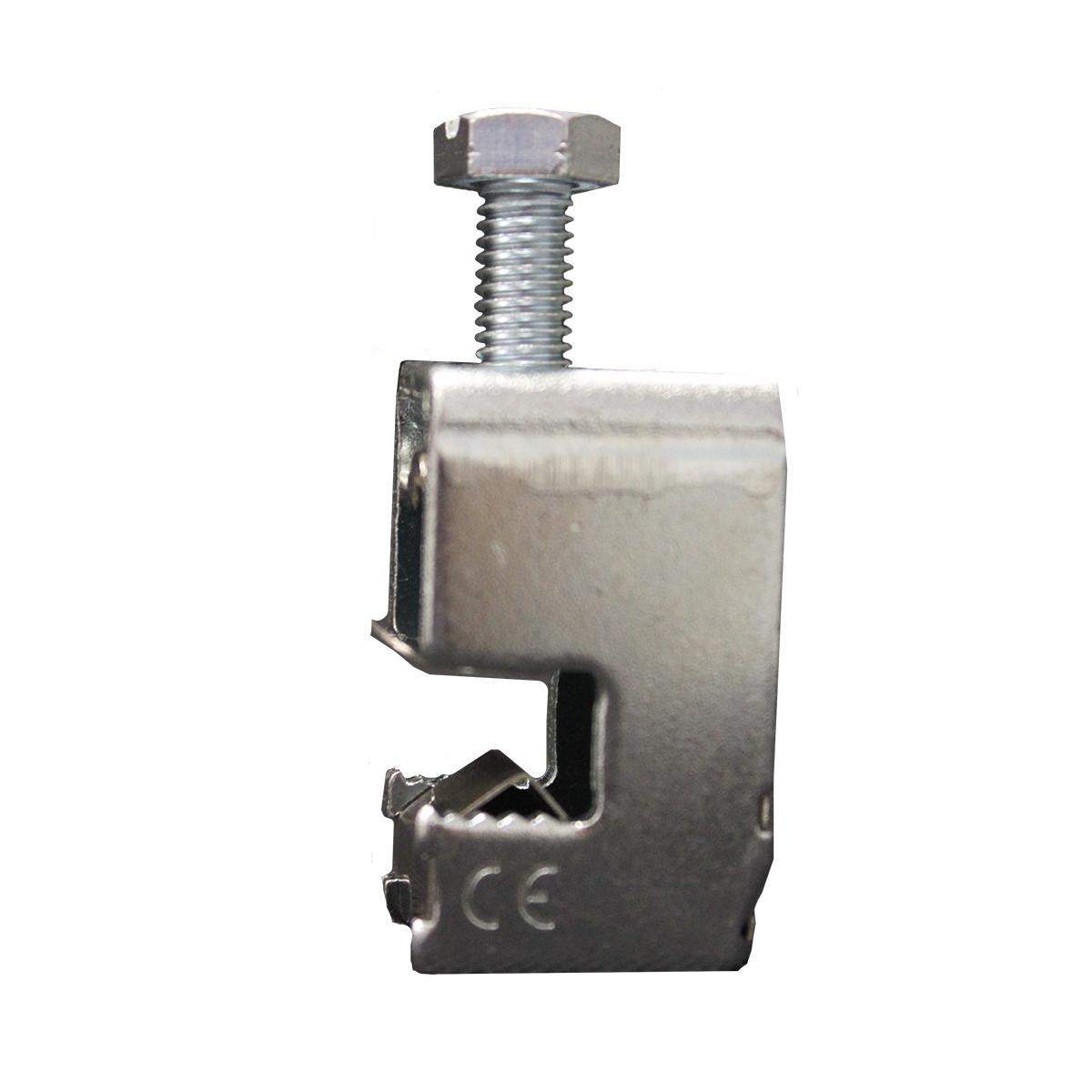 1 Stk Alu-Kupfer-Leiteranschlußklemme 50 -185mm² / 10mm² IS5051810-