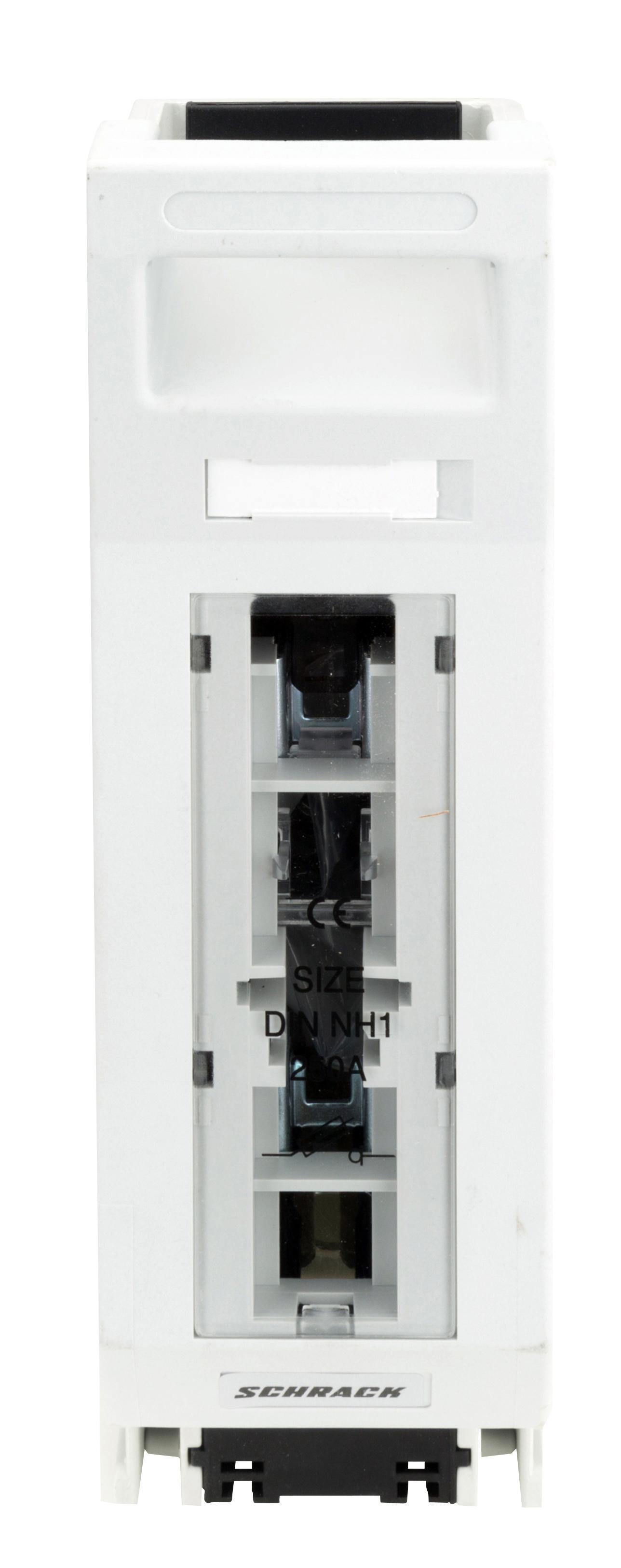 1 Stk NH-Trenner, ARROW-BLOC, Größe 1, 1-polig, 250A, M10 ISA05227--