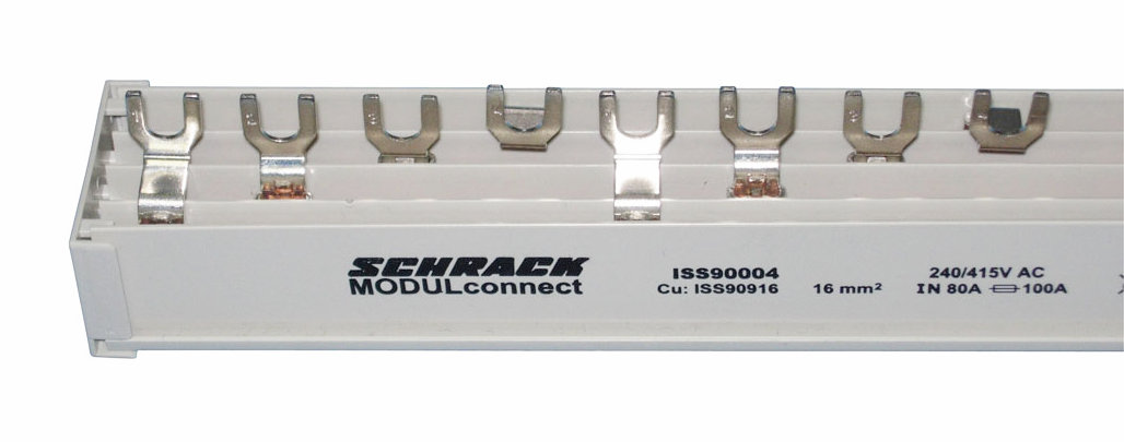 1 Stk MODUL CONNECT, Isolationskörper 3-polig ISS90003--