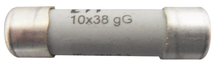 1 Stk Sicherung für Photovoltaik 10 x 38, 900V DC, 6A gR ISV10906--