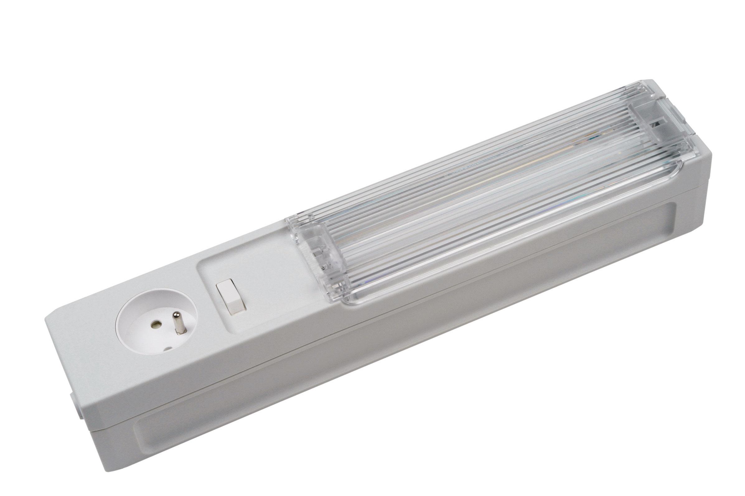 1 Stk Magnetleuchte inklusive Blende ohne Türkontakt, ohne Kabel IU008508--