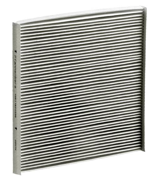 1 VE Ersatz-Filtermatte für 202x202mm IP55, VE=5Stk. IUKM4720--