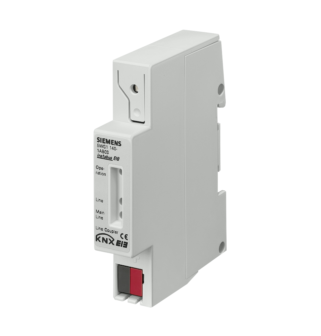 1 Stk Linien-/Bereichskoppler für Datenschiene KX1401AB03