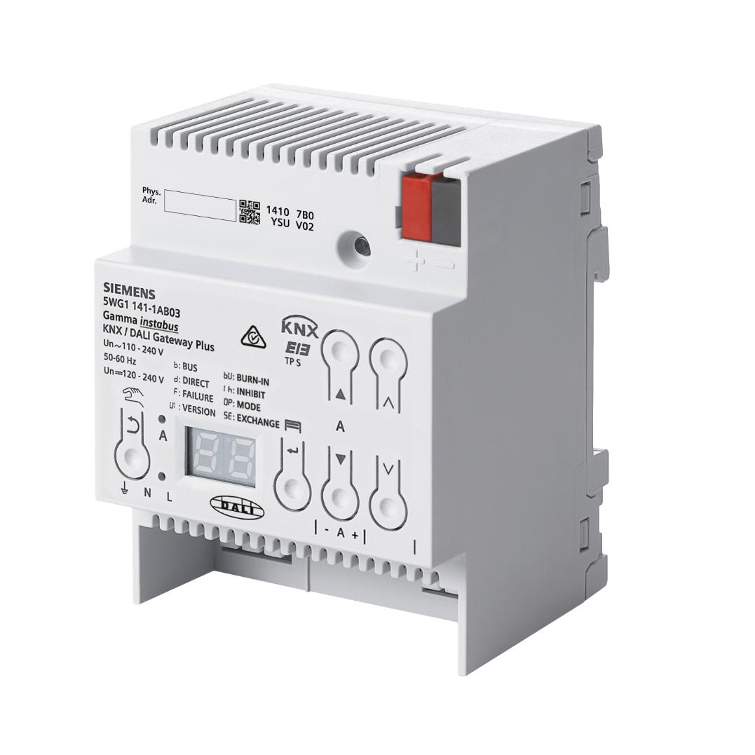 1 Stk KNX/DALI Gateway plus, 1 Kanal KX1411AB03
