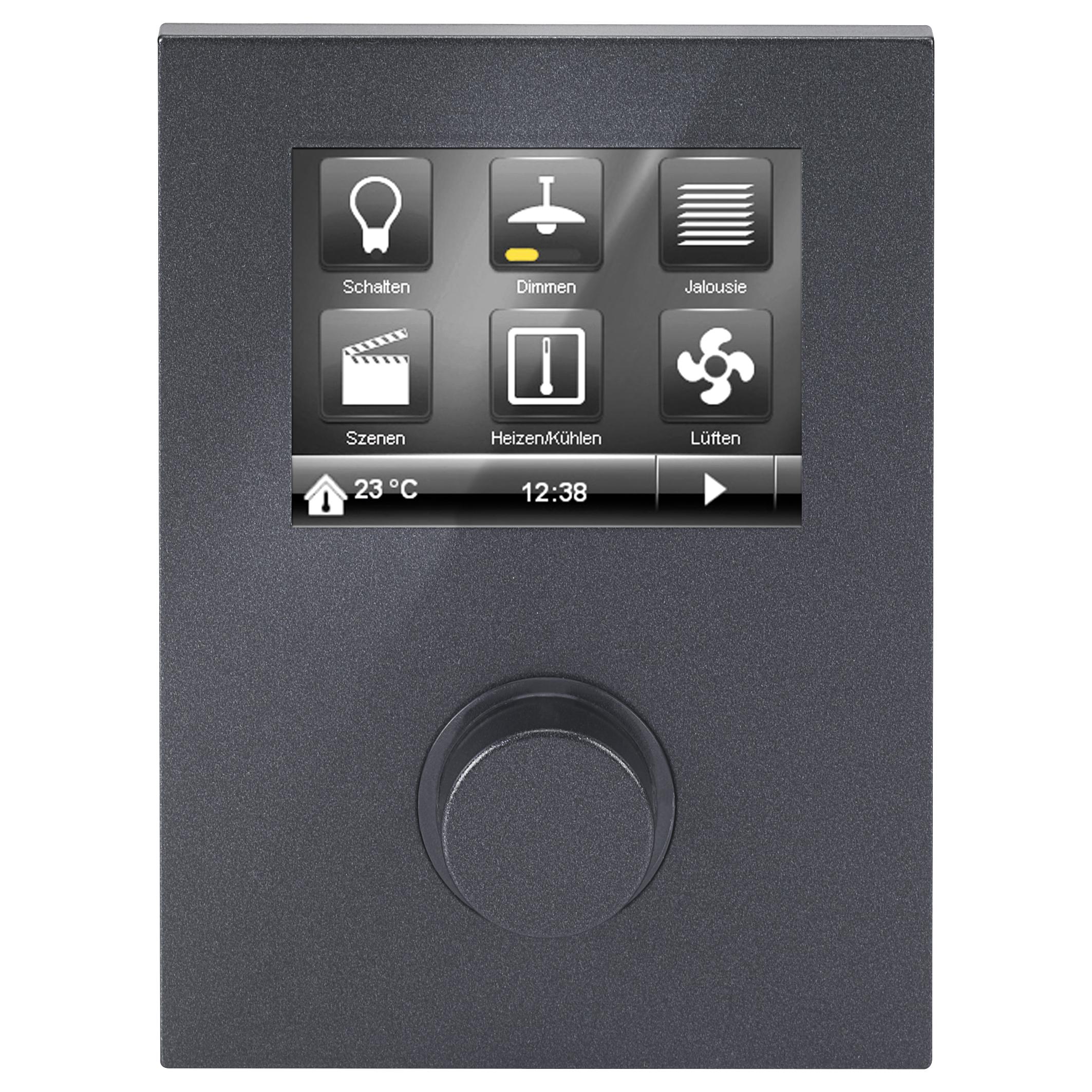1 Stk Raum Controller Contouch, carbonmetallic KX2042AB21