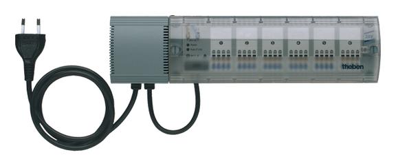 1 Stk Heizungsaktor zum Steuern von thermischen Stellantrieben 24V KX4900273-