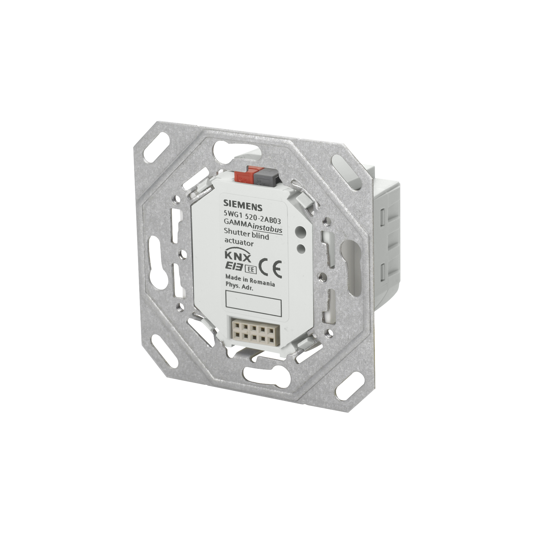 1 Stk Jalousieaktor, 1 x AC 230 V, 6 A, Hängebügel, BTI-Buchse KX5202AB03
