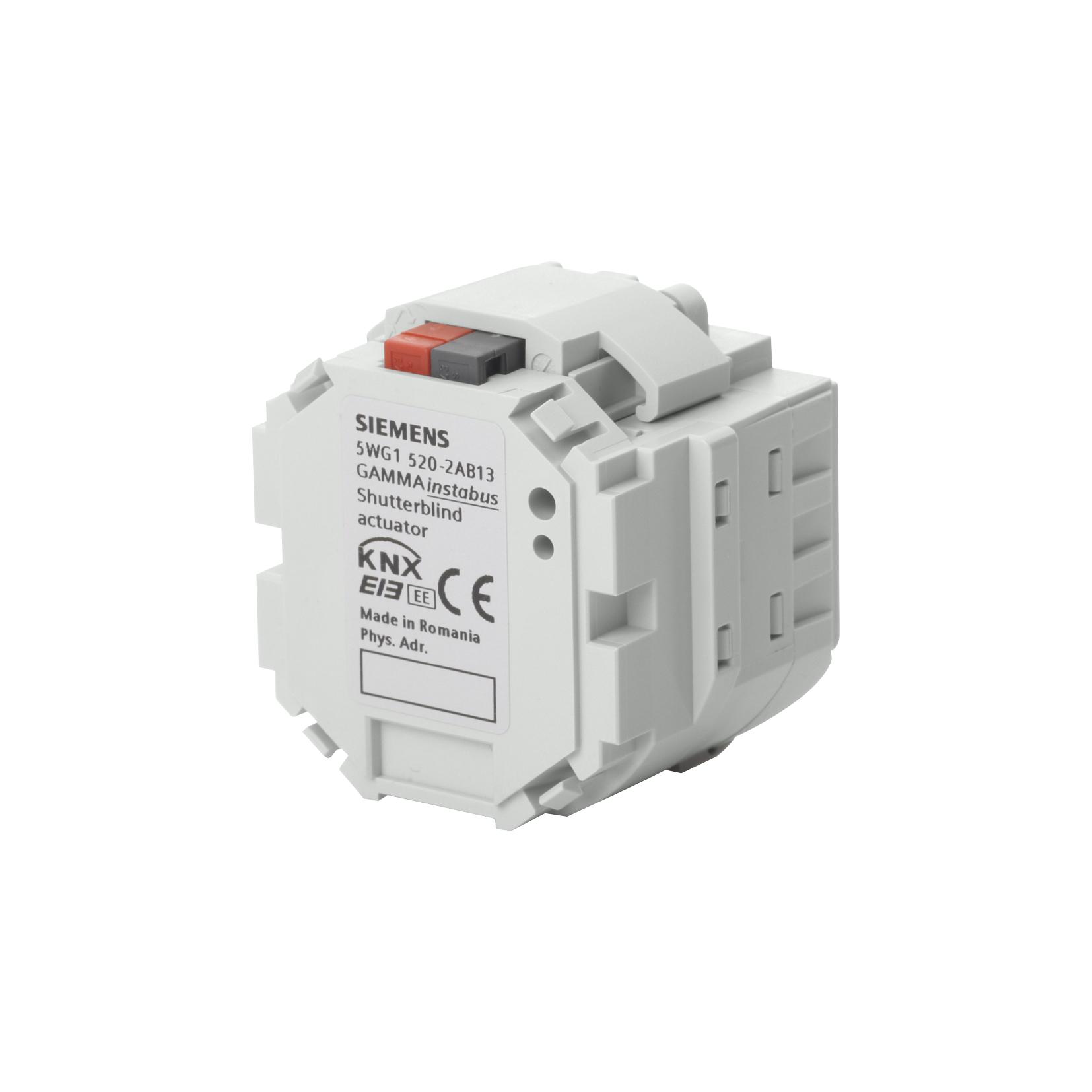 1 Stk Jalousieaktor, 1 x AC 230 V, 6 A KX5202AB13