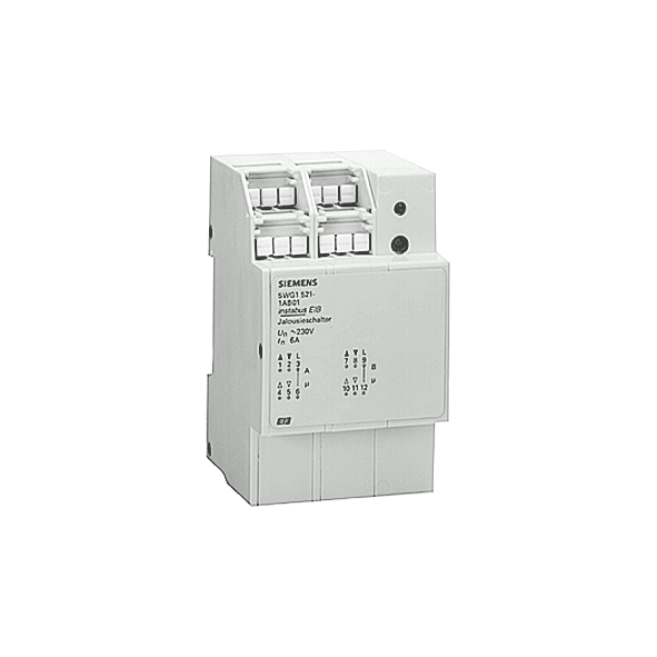 1 Stk Jalousieaktor, 4 x AC 230 V, 6 A (2 x parallel) KX5211AB01