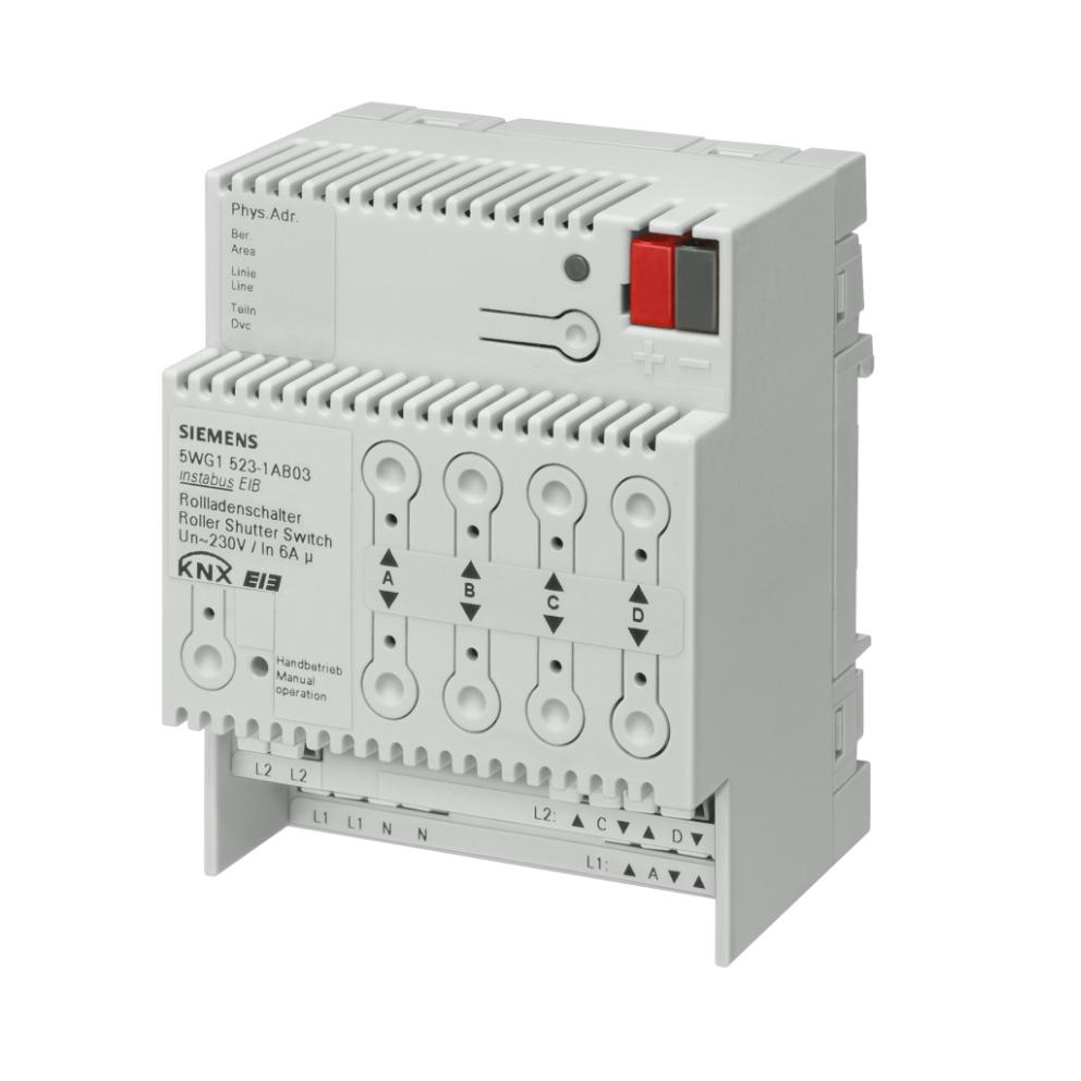 1 Stk Rollladenaktor, 4 x AC 230 V, 6 A KX5231AB03