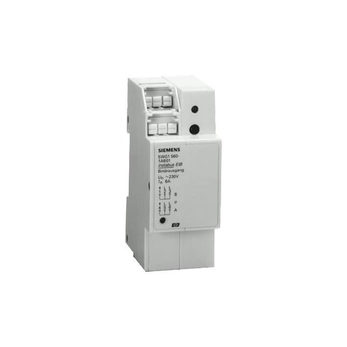 1 Stk Binärausgang, 2 x AC 230 V, 10 A KX5621AB01