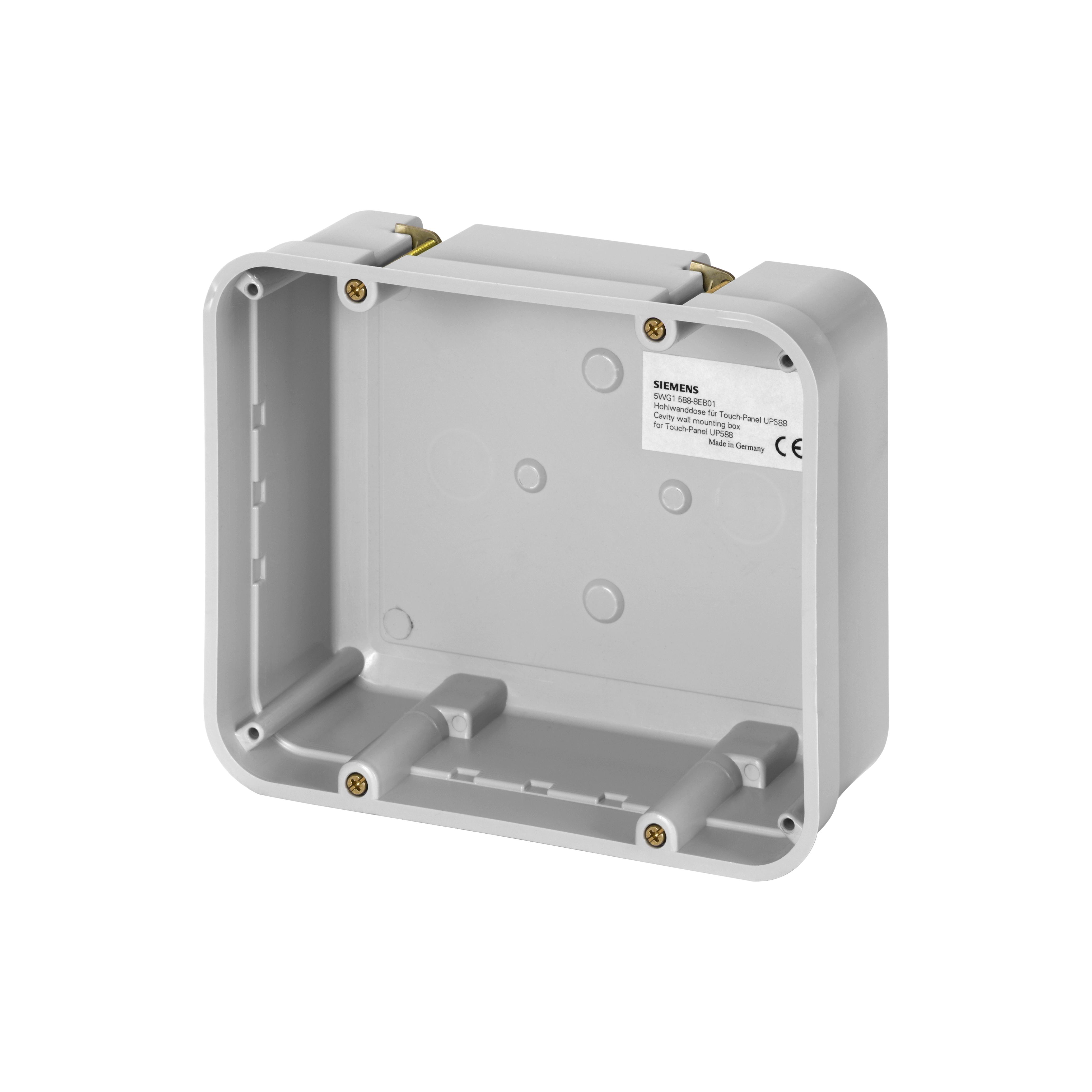 1 Stk Einbau-/Hohlwanddose für Touch Panels KX5882AB13, KX5882AB23 KX5888EB01