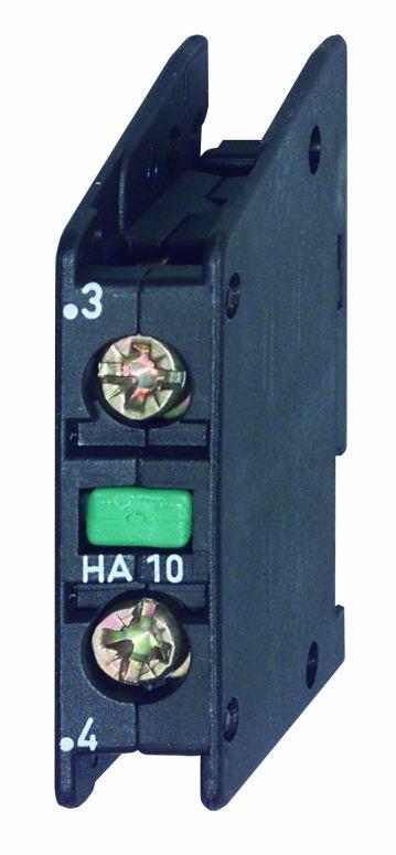 1 Stk Hilfskontakt frontseitig 1S, 6A für LA2, LA3004-LA3115, LA4 LA190137--