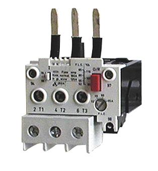 1 Stk Motorschutzrelais 60,00-74,00A U3/74 Hand-Reset LA300027--