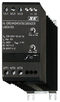 1 Stk Halbleiter-Drehmomentbegrenzer 25A 230-480VAC LAD34250--