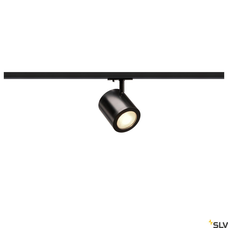 1 Stk ENOLA_C LED Strahler schwarz,55°,inkl. 1P Adapter,3000K LI1000712-