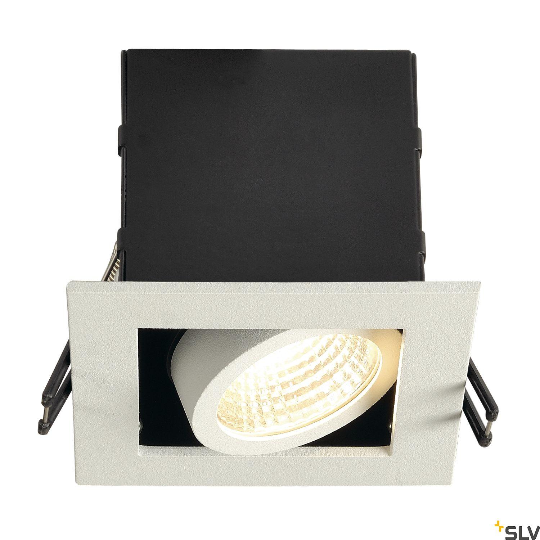 1 Stk KADUX LED Single DL Set, 3000K, 38°, mattweiß LI115701--