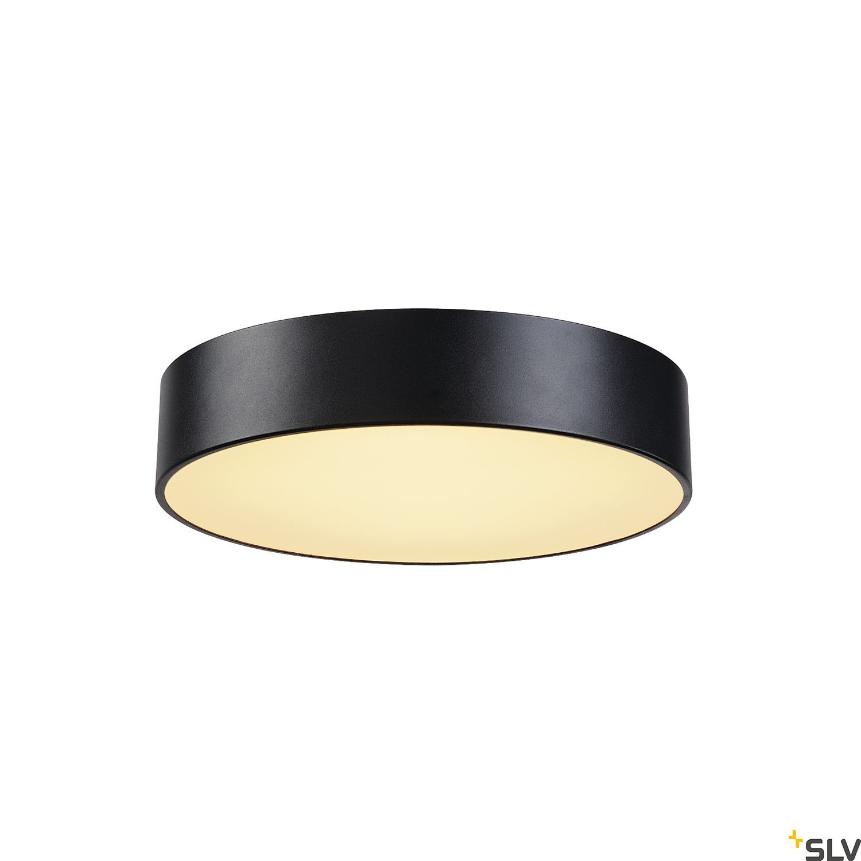 1 Stk MEDO 40 LED, Deckenleuchte, schwarz LI135070--