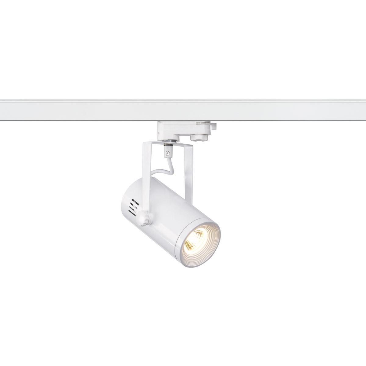 1 Stk EURO SPOT LED SMALL, 9W COB LED, 3000K, 36°, weiß LI153801--