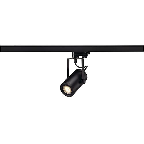 1 Stk EURO SPOT INTEGR. LED 13W, 2700K, 36° inkl. 3P-Adapter, schw LI153920--