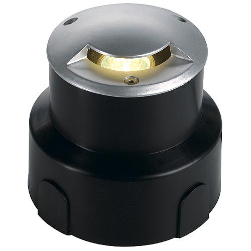 1 Stk AQUADOWN MICRO Einbauleuche 1slot, G4, max. 20W, IP67 LI228301--