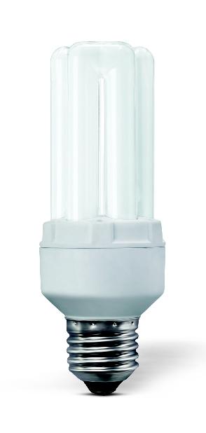 1 Stk KLE-3U 20W/827 E27,Warmweiß comfort, Kompaktleuchtstofflampe LI36120002