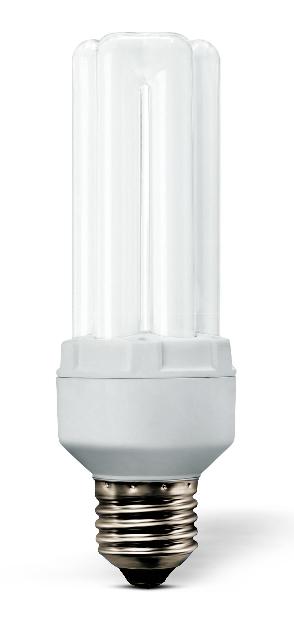 1 Stk KLE-3U 23W/827 E27,Warmweiß comfort, Kompaktleuchtstofflampe LI36123006
