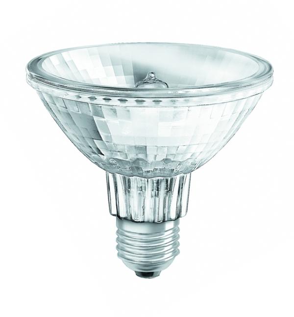 1 Stk QPAR 30 75W 30° E27 OS Hochvolt Reflektorlampe LI5U338484