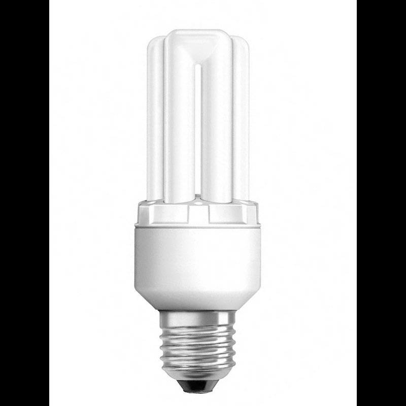 1 Stk DEL LL FCY 10W/825 E27 FS1, Energiesparlampe schaltfest LI5W126290