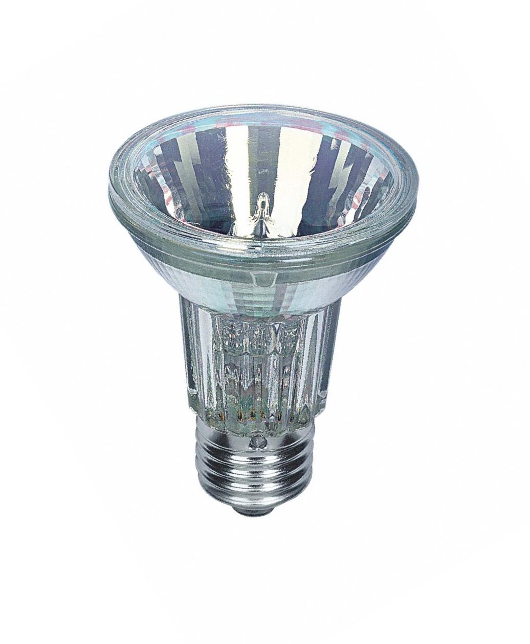 1 Stk QPAR-CB 20 50W 30° E27, Halogenpressglaslampe LI5X406862